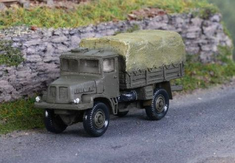 Nákladní vůz Tatra 128 s plachtou: